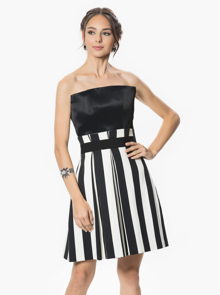 roman-siyah-nikah-elbise-